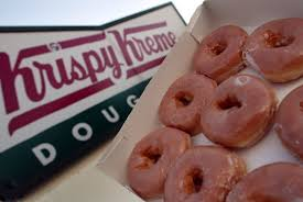how to get a dozen krispy kreme doughnuts for 80 cents this friday