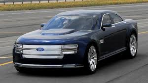 future ford ford interceptor and lincoln mkr a four door for mustang fans and