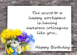 133 best birthday wishes for colleagues allupdatehere