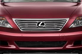 red lexus 2010 2010 lexus ls460l lexus luxury sedan review automobile magazine