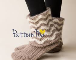 womens slipper boots size 12 tween slipper pattern pdf sewing pattern for