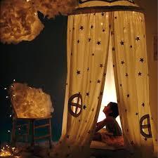 tente fille chambre lit cabane pour garaon tente en tissu chambre garcon lit cabane