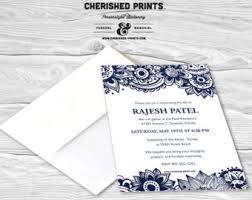 Funeral Service Invitation Aspen Trees Mourning Card Invitation Memorial Service