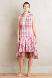maeve clothing lyst maeve pippa swing dress in pink