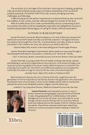 Blind Story Blind Acceptance Sandra Pimentel 9781514486269 Amazon Com Books