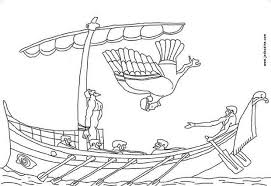 viking ship coloring page ulysses coloring pages hellokids com