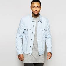 light blue denim jacket mens new custom men winter denim jacket slim fit bulk wholesale jacket