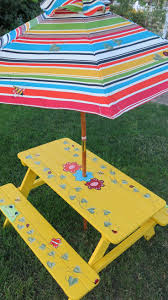 the 25 best picnic table paint ideas on pinterest picnic tables