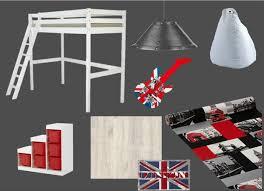 chambre anglais projet chambre pre ado décor vos envies