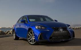 lexus is 2017 lexus is a refresh for the u201cintelligent sport u201d the car guide