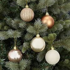 6 enchantment shatterproof tree baubles pack of 20 lewis
