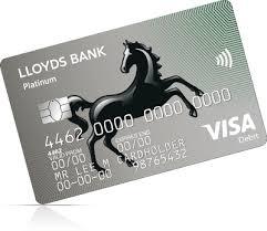 lloyds bank uk bank accounts club lloyds platinum