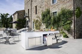 kitchen modern outdoor kitchens with granite countertop