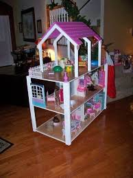 My Homemade Barbie Doll House by Best 25 Homemade Barbie House Ideas On Pinterest Diy Doll House