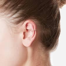 diamond ear cuff anneau diamond ear cuff hirotaka and strand