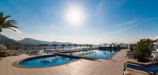 hotel in puerto pollensa mallorca spain hoposa hotels