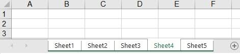 excel vba worksheet select method to select worksheets