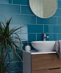 blue tiles bathroom ideas attingham earth lagoon decor tile bathroom pinterest wc