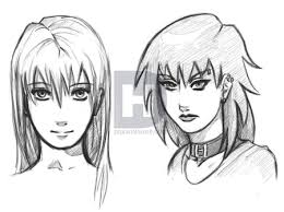 how to draw realistic manga draw real manga step by step