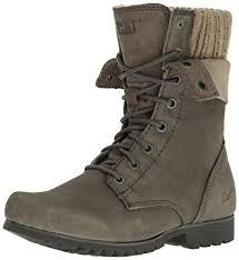 womens caterpillar boots size 9 amazon com caterpillar s alexi combat boot mid calf
