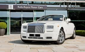 roll royce phantom white rolls royce celebrates london olympics with special phantom