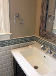 tile backsplash ideas bathroom bathroom sink backsplash ideas bathrooms