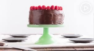 vegan chocolate cake with avocado frosting recipe thrive market