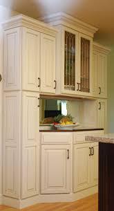 Kitchen Hutch Ideas Waypoint Living Spaces Style 610 In Maple Hazelnut Glaze