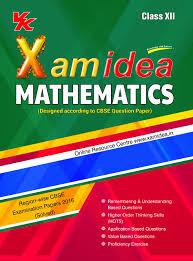 xam idea mathematics class 12 amazon in xamidea series books