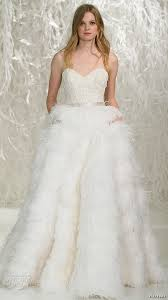 feather wedding dress watters brides 2016 wedding dresses wedding inspirasi