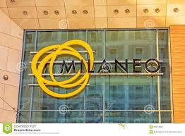 stuttgart logo milaneo shopping mall stuttgart editorial image image 62214550