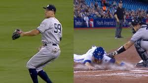 Yankees Prospect Showdown Aaron Judge Vs Gary Sanchez - slow start no worry to yankees aaron judge mlb com