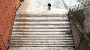 famous 25 stairs lyon bmx gap done youtube
