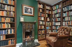 Home Library Design Uk How To Create The Perfect Home Library Fine Bespoke Fitted
