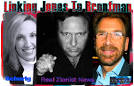 Is Alex Jones Linked To Zionist-Jew Bronfman? | Real Jew News realjewnews.com