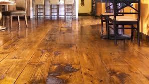Wide Plank Distressed Hardwood Flooring Wide Plank Hickory Flooring Wide Plank Flooring Rustic Flooring