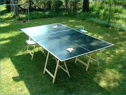 beer pong table length pong table dimensions dimensions of our outdoor table tennis tables