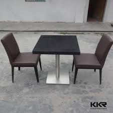 2 Seater Dining Table And Chairs Kkr Dining Table China Kkr Modern Dining Table 2 Seater Marble