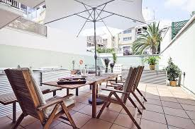 meubles cuisine ind駱endants apartment barcelona rentals gracia pool apartments center巴塞罗那