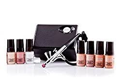 Professional Airbrush Makeup System 10 Best Airbrush Makeup Kits Reviewed Top Rated Model Is Under 100