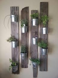 indoor wall garden wall planter ideas designs ideas rustic vertical wall garden with
