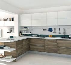 wooden kitchen design l shape an l shape kitchen features wooden kitchen cabinets with