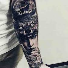 the 25 best wolf tattoos for men ideas on pinterest wolf