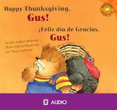 feliz dia de gracias gus happy thanksgiving gus capstone
