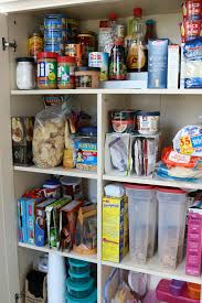 How To Organize Your Kitchen Pantry - easy kitchen pantry organization tips mom 4 real