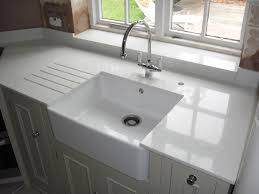 white quartz kitchen sink classic kitchen sink kitchen design ideas