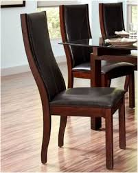 Upholstered Dining Chair Set Find The Best Deals On Monaco Style Wood Framed Upholstered Dining