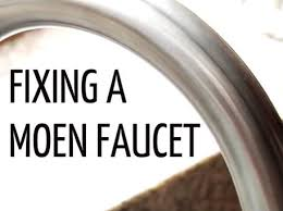 kitchen faucet repair moen the best for fixing a leaky moen kitchen faucet craftfoxes