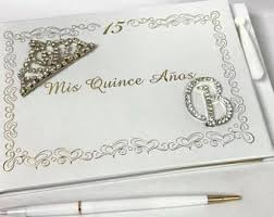 sweet 16 guest book sweet 16 guest book etsy