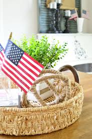 patriotic decor five simple ways to add patriotic decor to your home slightly